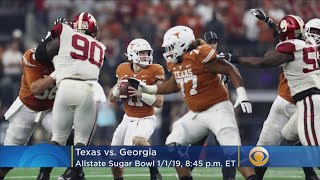 CBS Local Sports Bowl Game Predictions For Texas Teams