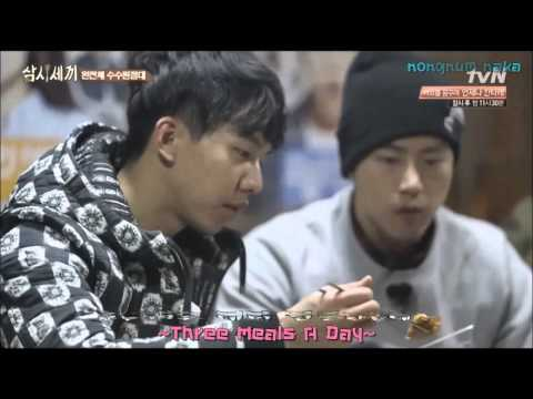 Lee Seung Gi - Three Meals A Day Cuts video