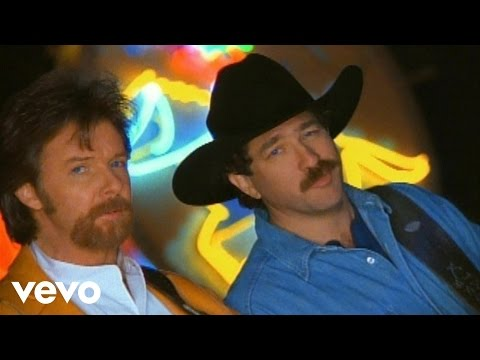 Brooks & Dunn - Little Miss Honky Tonk Music Videos
