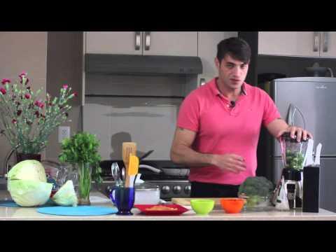 Como preparar pasta con salsa de brócoli - Receta rápida y fácil