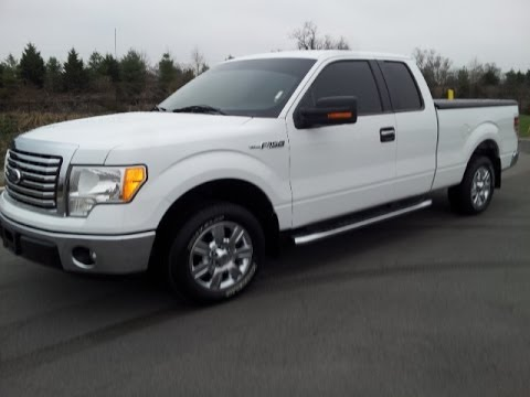 sold.2011 FORD F 150 SUPERCAB XLT 4X2 CHROME PACKAGE 26K FOR SALE @ WILSONCOUNTYMOTORS.COM - YouTube