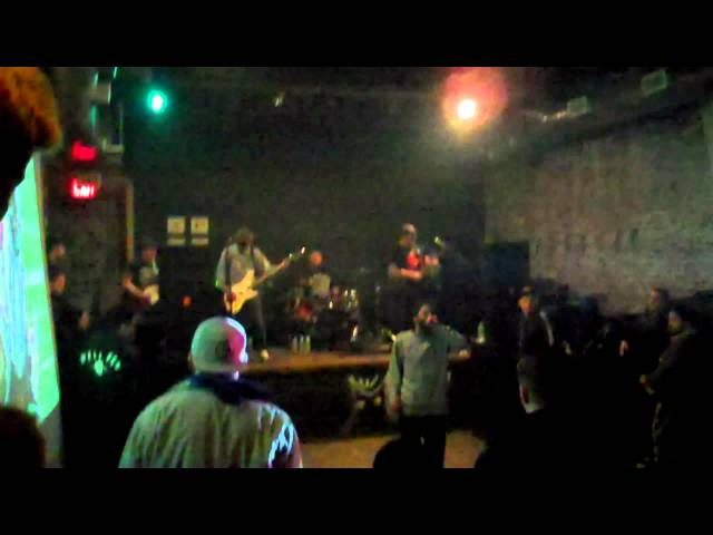 Rock Bottom Live at the Morgan Brooklyn 2/3/13