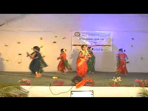 Marathi Lavni   Std  Iv Meritorious Public School, Tirora video