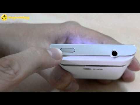 Video Recensione Italiana LG Optimus L3 E400 (Android 2.3.6)