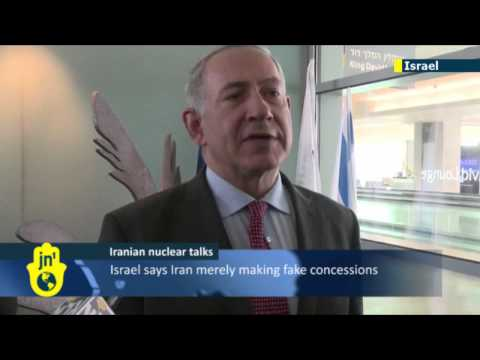 Israeli PM Benjamin Netanyahu rejects any easing of Iran sanctions over Tehran nuclear ambitions