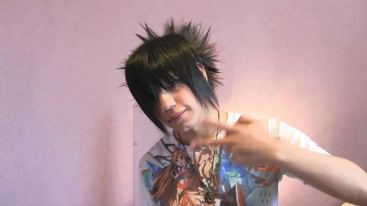how to do an invisible part weave : Mattias Sasuke Hair Style 2012 - YouTube