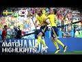 Sweden South Korea Goals And Highlights