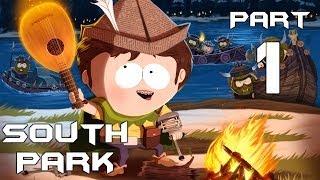 ► South Park : The Stick of Truth | #1 | Kokainové kafčo | CZ Lets Play / Gameplay [HD] [PC]