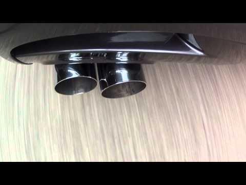 BMW E90 330i N52 Performance ESD.aufgenommen mit GoPro HD2 mit externen Micro