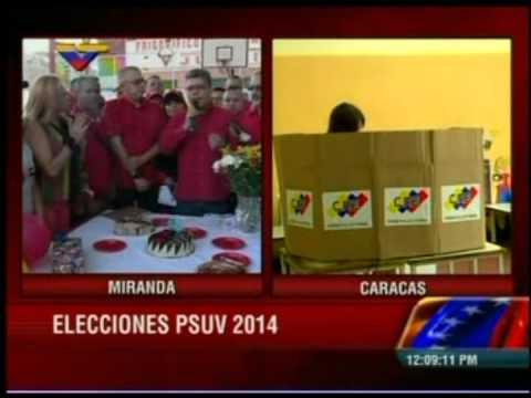 Las tortas de Elías Jaua para Maduro