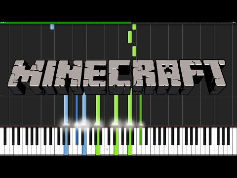 Wet Hands - Minecraft Piano Tutorial Synthesia  To.mp3