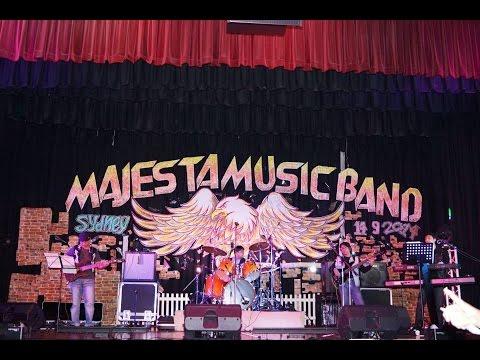 Myanmar National Anthem Song &  Majesta music Band  Sydney 14...