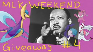 Pokemon ORAS: MLK Giveaway Day 4 (Cresselia)