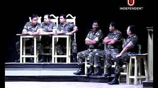 Court Martial By Theatre Art Unit