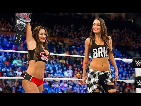 The Bella Twins' greatest moments: WWE Playlist