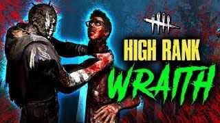 HIGH RANK WRAITH! [#170] Dead by Daylight with HybridPanda