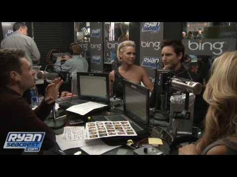 Peter Facinelli & Jennie Garth Speak With Ryan  | Interview | On Air With Ryan Seacrest