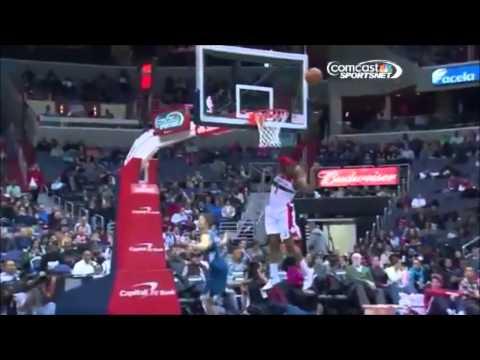 John Wall & Bradley Beal - Best NBA Back court? Mix