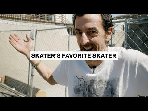 Skater's Favorite Skater | Frank Gerwer
