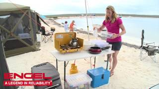 Setting up your camp kitchen with Emma George