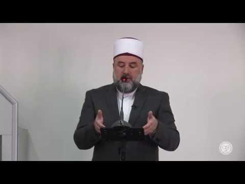Llojet e shefatit - ndërmjetësimit - Fadil Musliu - HUTBE
