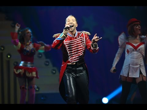 Dj Bobo - Trailer Circus - The Show Dvd video