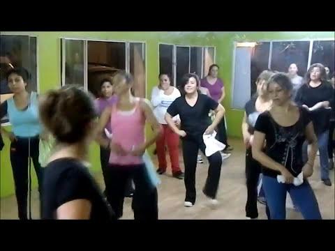 Baile Entretenido, Country... Gimnasio Balance 2012