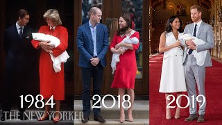 Royal Births, Then and Now: Princess Diana, Kate Middleton, and Meghan Markle | The New Yorker