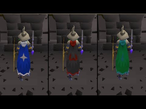 Getting the NEW Mage Arena II Cape