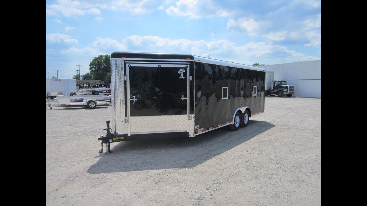Atlas Truck Sales >> ATLAS AALRV AUTO/SNOW TRAILER ENCLOSED EQUIPMENT, ATV LANDSCAPE ETC. TRAILER - YouTube