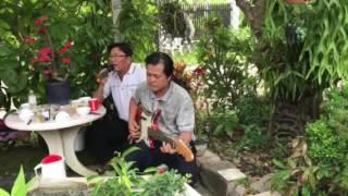 Khóc Hoàng Thiên qua Phong Ba Đình - Trích Mạnh Lệ Quân - Tài tử Trọng Hữu &  NSUT Ngọc Ngân - Guit