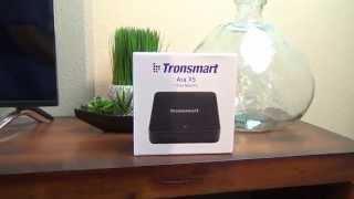 Tronsmart Ara x5 with Windows 10 Review