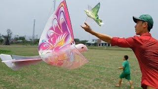 Trò Chơi Chim Bay ❤ ChiChi ToysReview TV ❤ Đồ Chơi Trẻ Em Bài Hát Vần Thơ Cho Bé