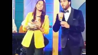 Imran Abbas Naqvi RAAT SALONI for PTV's show RAAT CHALI HAI JHOOM KE