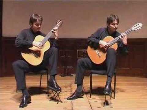Otono Porteno, guitar cover, Piazzolla tango, KatonaTwins