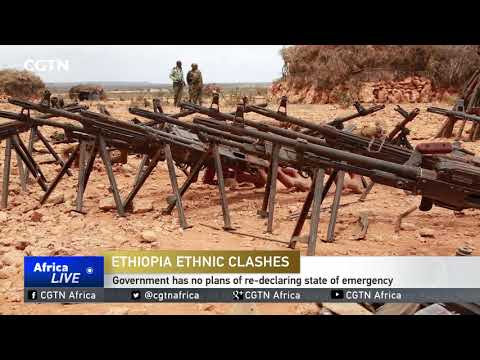 Ethiopia Ethnic Clashes-Government Sends Troops To Oromia Region To Quell Violence