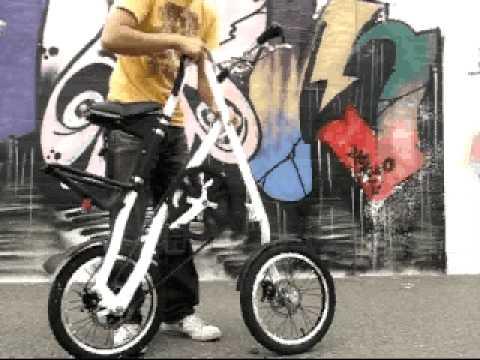 自転車の 自転車 軽量 : 軽量小型折りたたみ自転車 ...