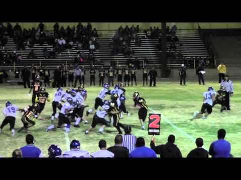 #21- James Whitcomb Jr- RB/DB- Desert Christian High School- 2013 Football Highlights- Offense