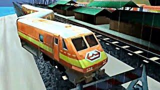 Train Simulator 2016 - Level 10 - Got Funny Bug (Timuz Gamez) (Android Game)