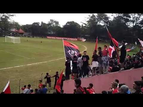 Supporter REWO REWO Persibat Batang, Yel-yel Sambutan kepada Persibangga Purbalingga