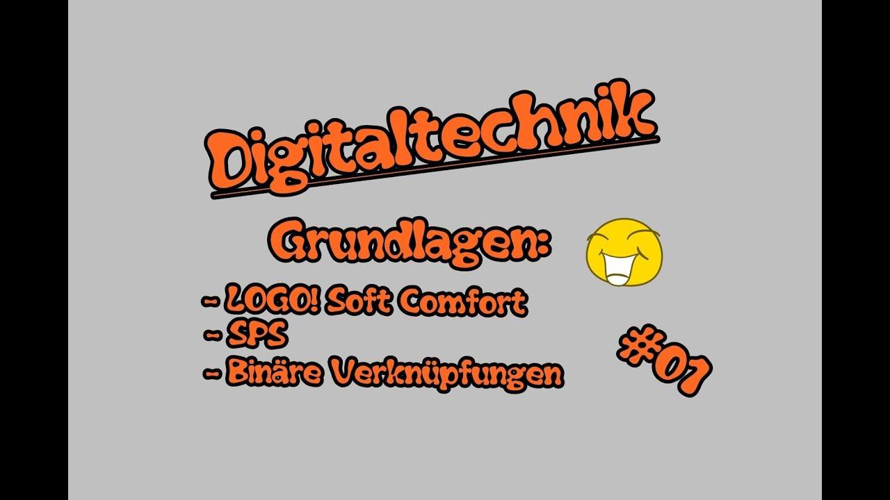digitaltechnik 01 grundlagen logo soft comfort sps