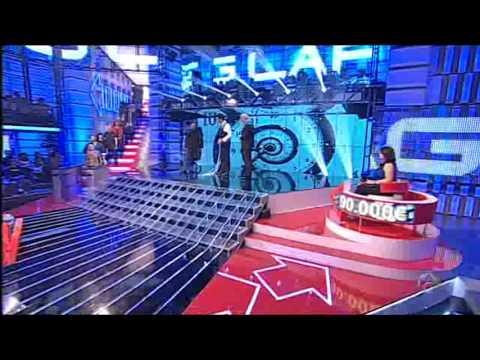 Avanti Antena 3 - Sergio González (1er video. Entrada y truco de Mag Lari)