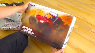 FAAAST RC BUGGY I 1. RUN, 2. CRASH & 3. TOTAL DAMAGE I UNBOXING RC RACE BUGGY