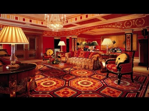 The World's Top 10 Most Expensive Hotel Rooms