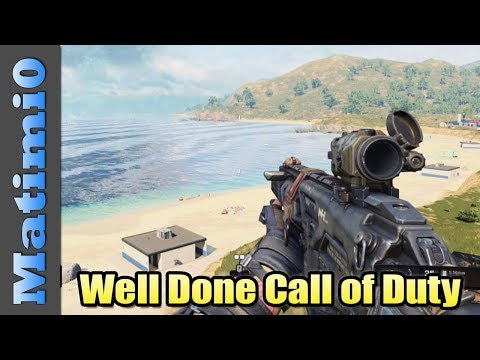 Well Done Call of Duty - Blackout Battle Royale
