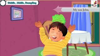 Diddle, Diddle, Dumpling। Pupil Series   Rhymes_C   Aagam Books International Pvt. Ltd