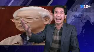 Trương Quốc Huy : Chủ-Bí Nguyễn Phú Trọng Coi Đảng Và Chế Độ Cao Hơn Bảo Vệ Chủ Quyền