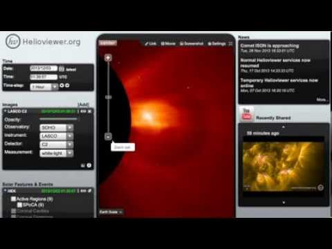 WARNING, Planetary collisions, solar flares CMEs, comet ISON, planet near the Sun