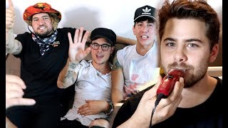 5 Guys Spin The Bottle ft. Kian Lawley, Jc Caylen, Bobby Mares & Ricky