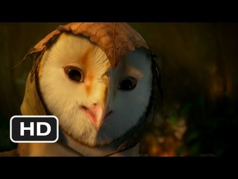 Legend of the Guardians: The Owls of Ga'Hoole #1 Movie CLIP - My Beak (2010) HD